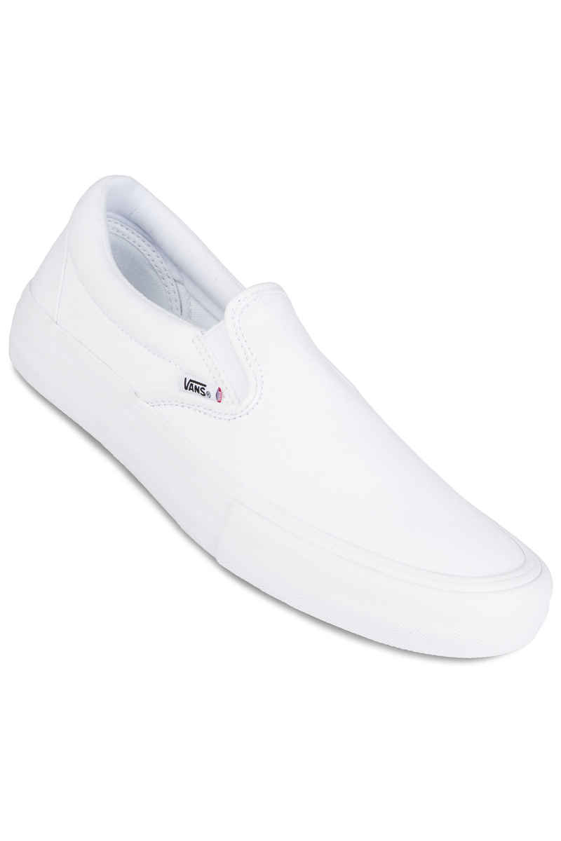 Vans Slip-On Pro Zapatilla (white white)