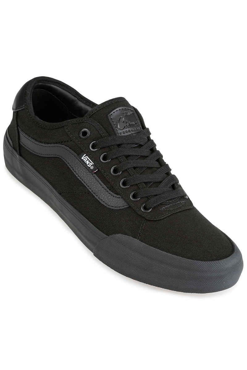 Vans Chima Pro 2 Chaussure (canvas blackout)