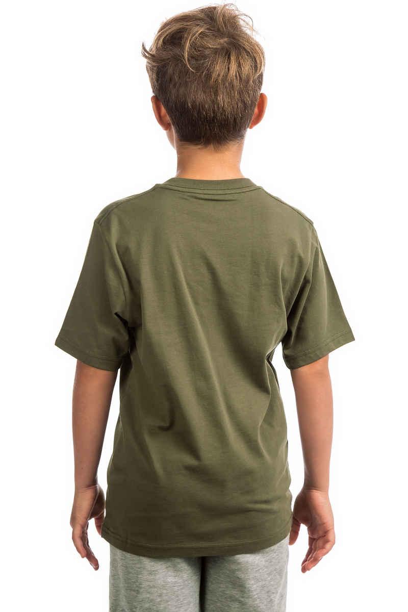 Vans OTW T-Shirt kids (grape leaf white)