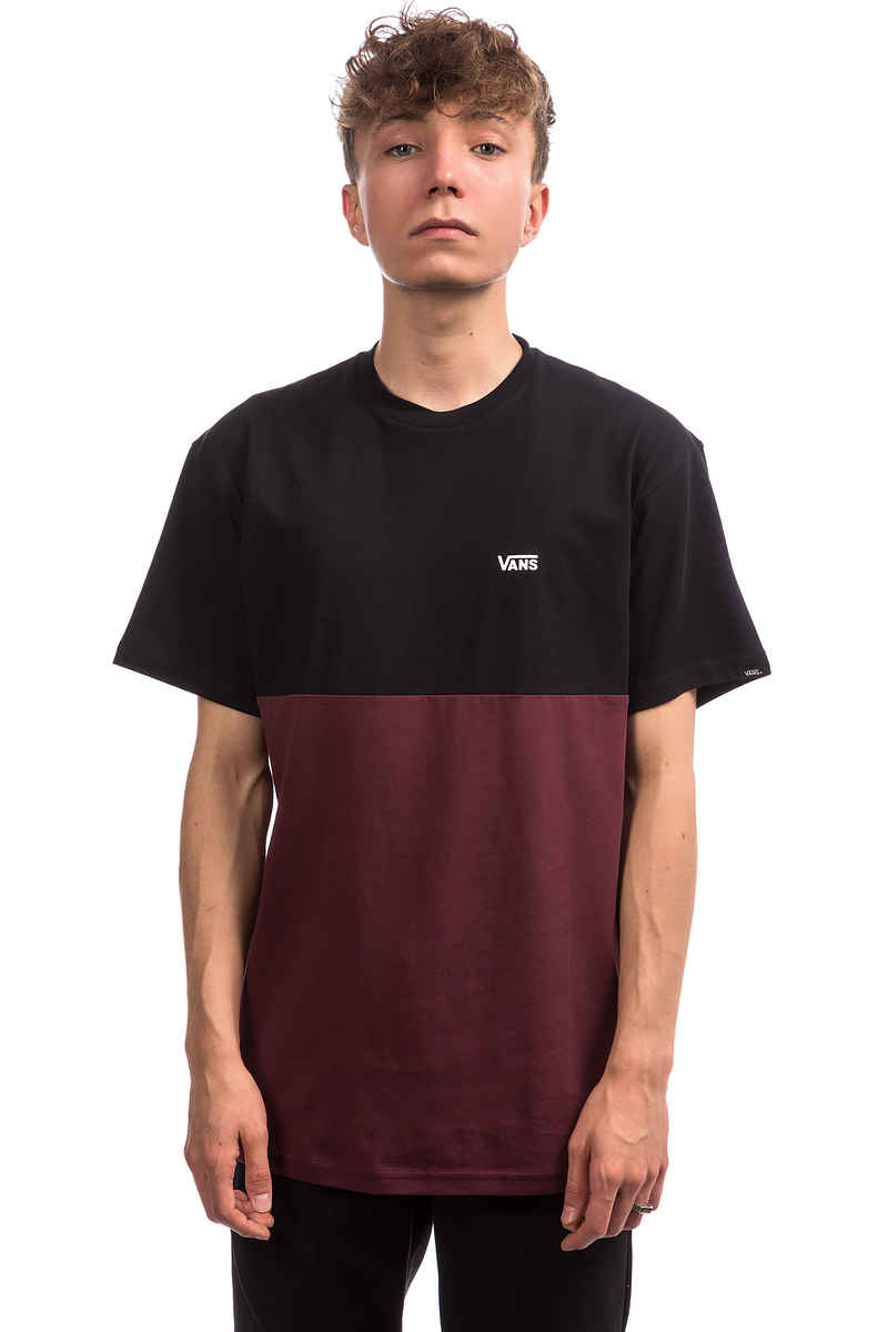 Vans Colorblock Camiseta (port royale)