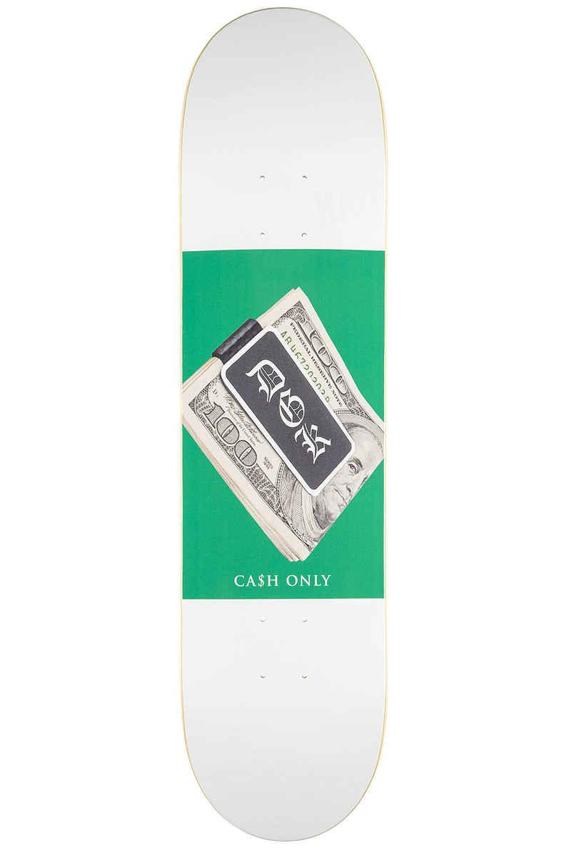 "DGK Skateboards Cash Only 8.1"" Deck"