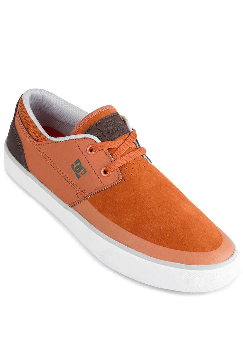DC Wes Kremer 2 S Chaussure (brown brown green)