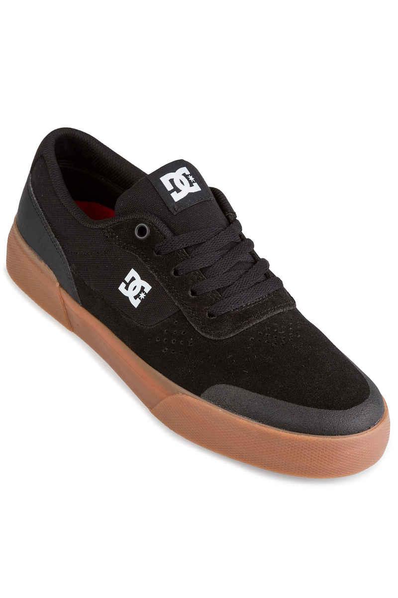 DC Switch Plus S Shoes (black gum)