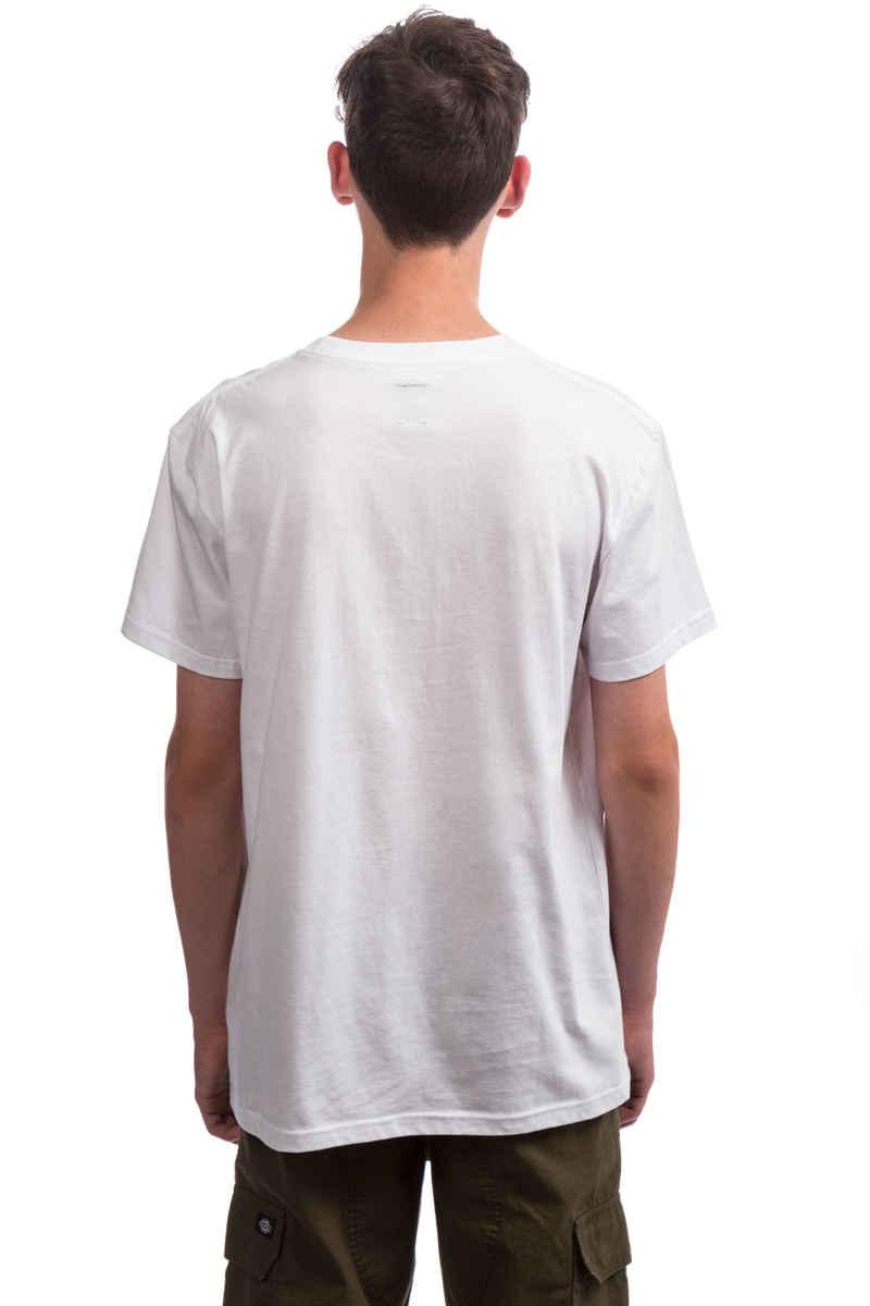 DC Destroy Advert T-Shirt (snow white)