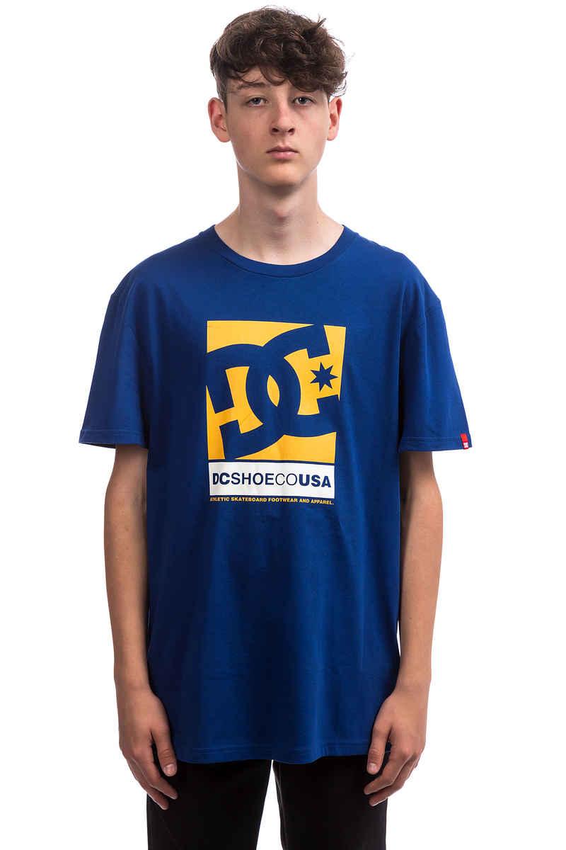 DC Wilin 18 T-Shirt (sodalite blue)