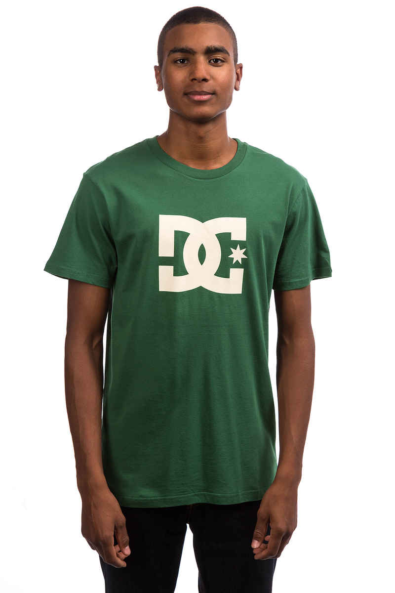 DC Star T-Shirt (hunter green)