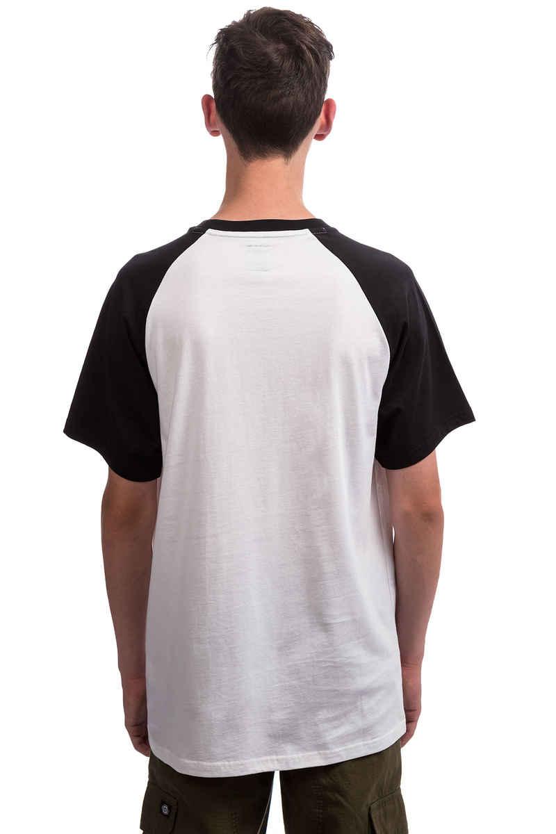 DC Star Raglan T-Shirt (black snow white)