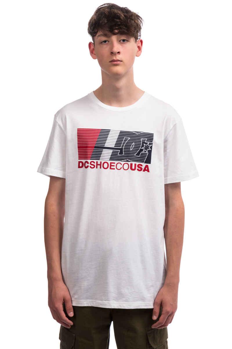 DC High Value T-Shirt (snow white)