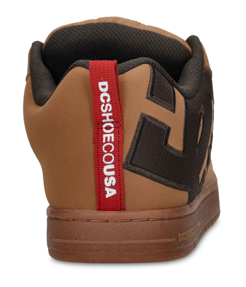 DC Court Graffik SE Shoes (wheat turkish coffee)