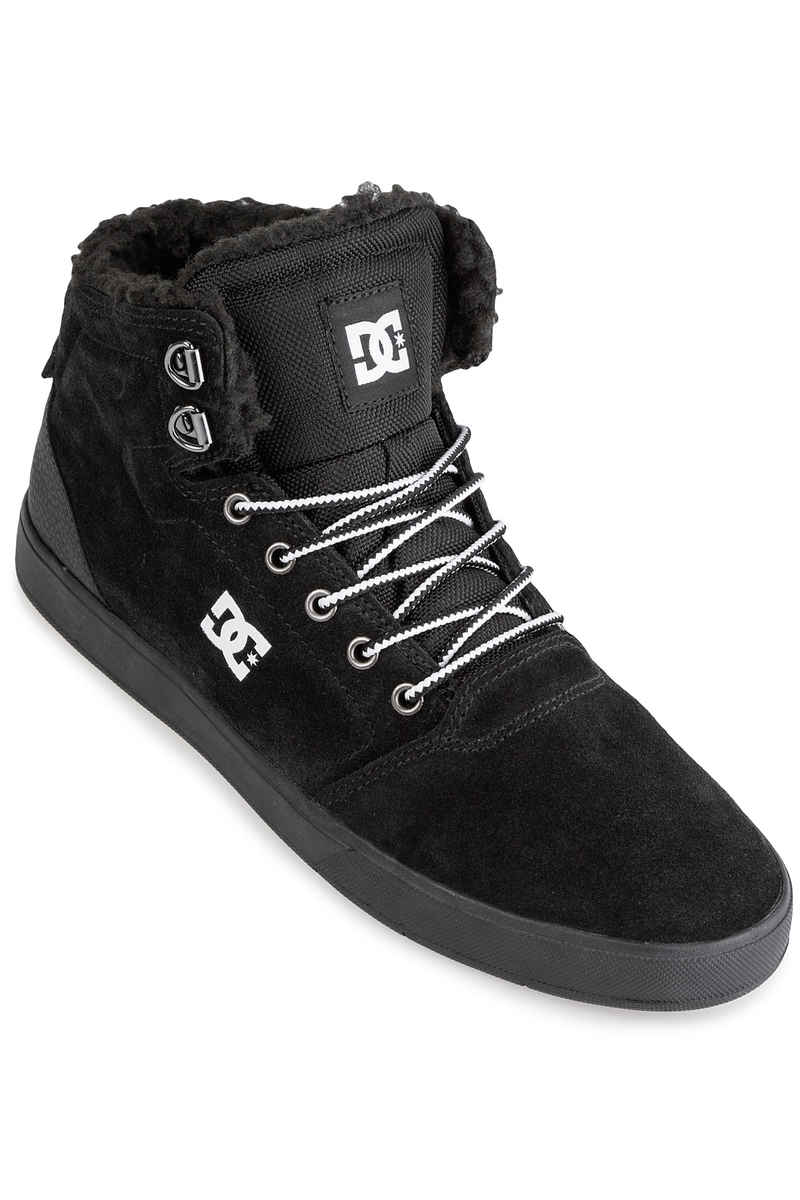 DC Crisis High WNT Schoen (black white black)