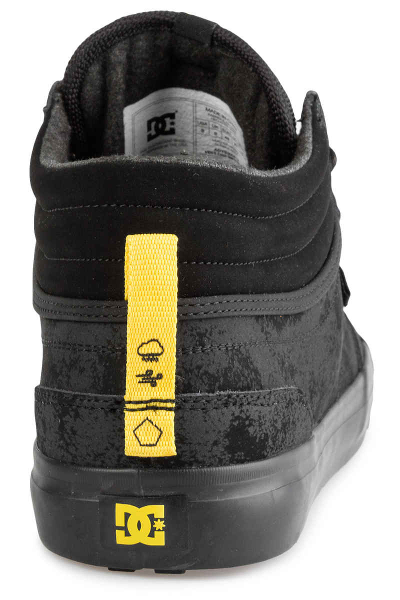 DC Evan Smith Hi WNT Schuh (black yellow)
