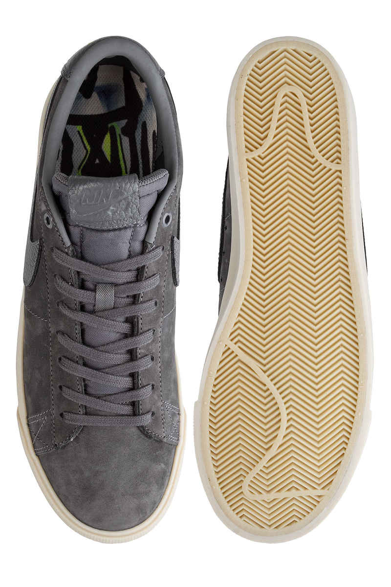 Nike SB x Anti Hero Blazer Low Grant Taylor QS Shoes (dark grey)