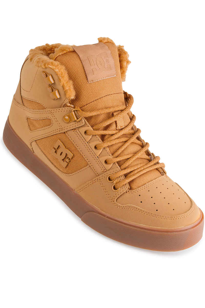 DC Pure High Top WC WNT Schoen (wheat white)