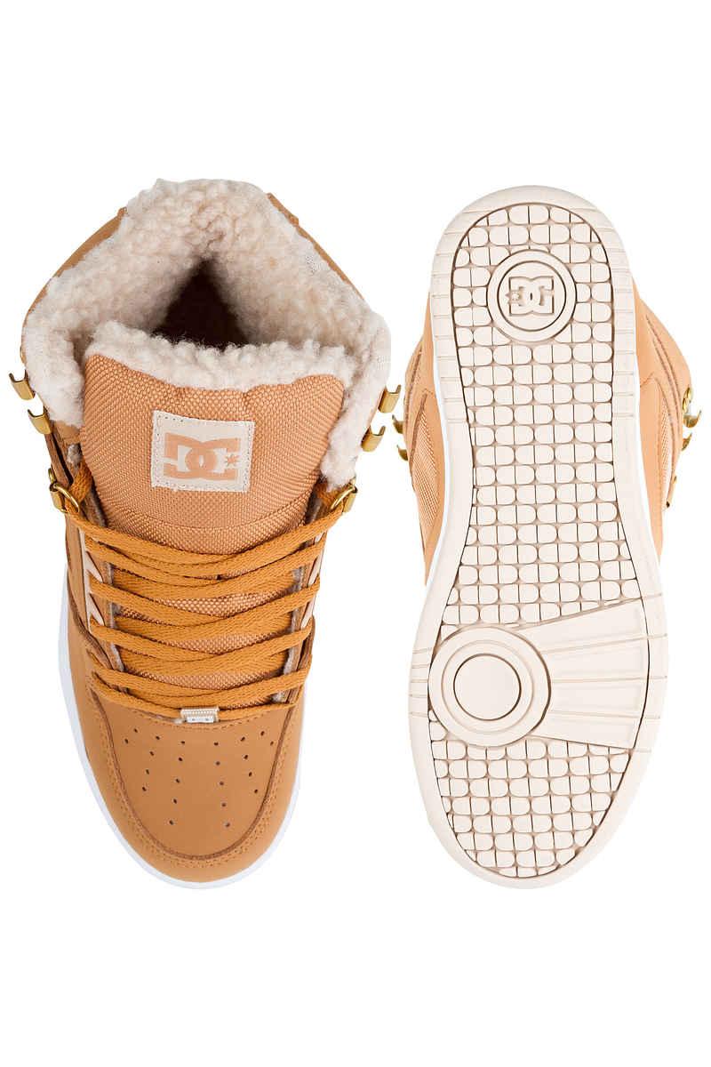 DC Pure High Top WNT Shoes women (wheat)