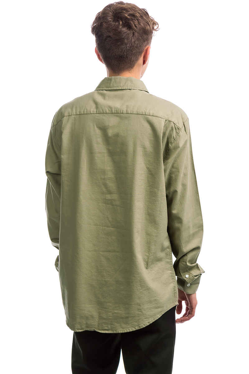 Brixton Charter Oxford Chemise (sage)