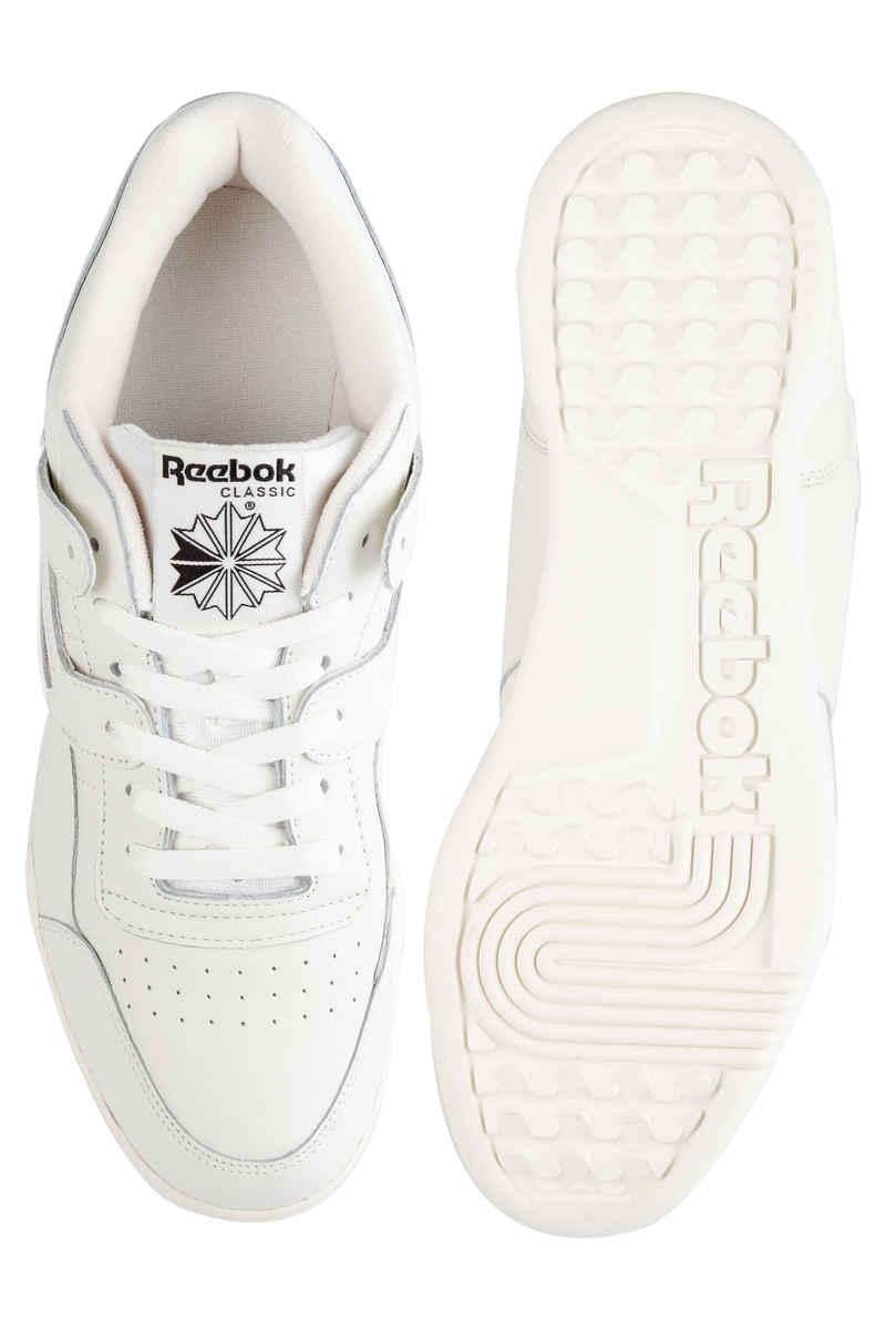 Reebok Workout Plus MU Shoes (chalk black)