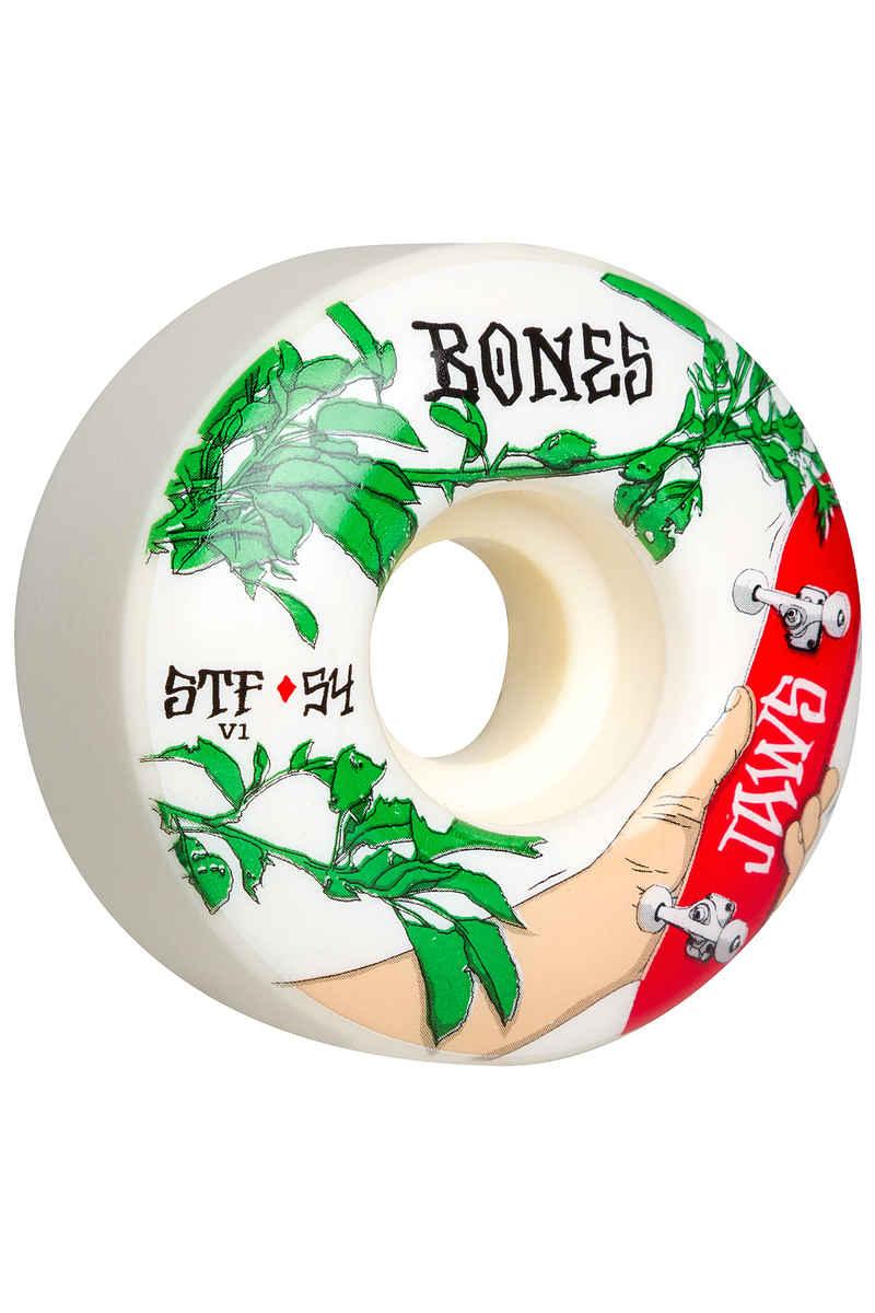 Bones STF Homoki Forbidden V1 Roue (white) 54mm 103A 4 Pack