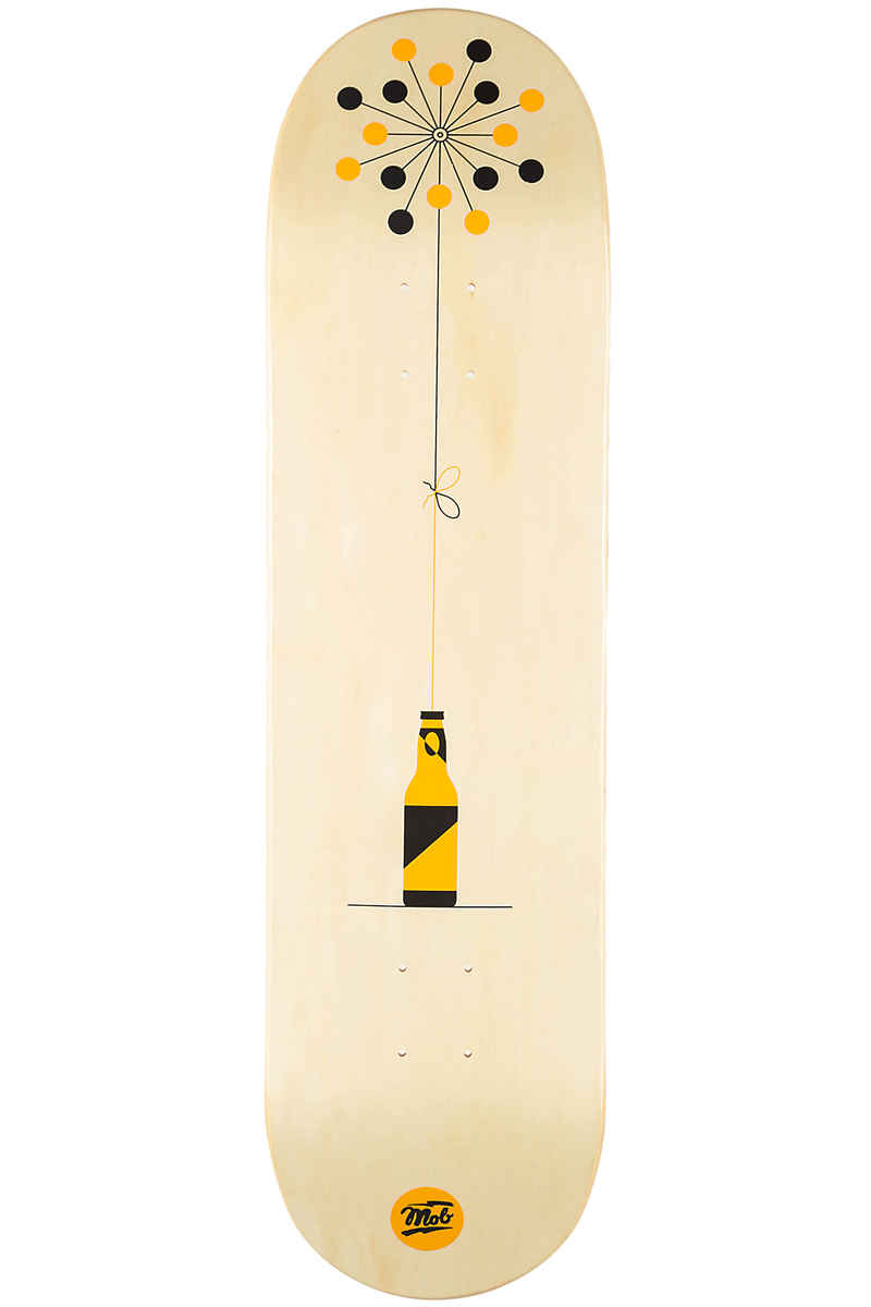 "MOB Skateboards Windmill Bottle 8.375"" Planche Skate"