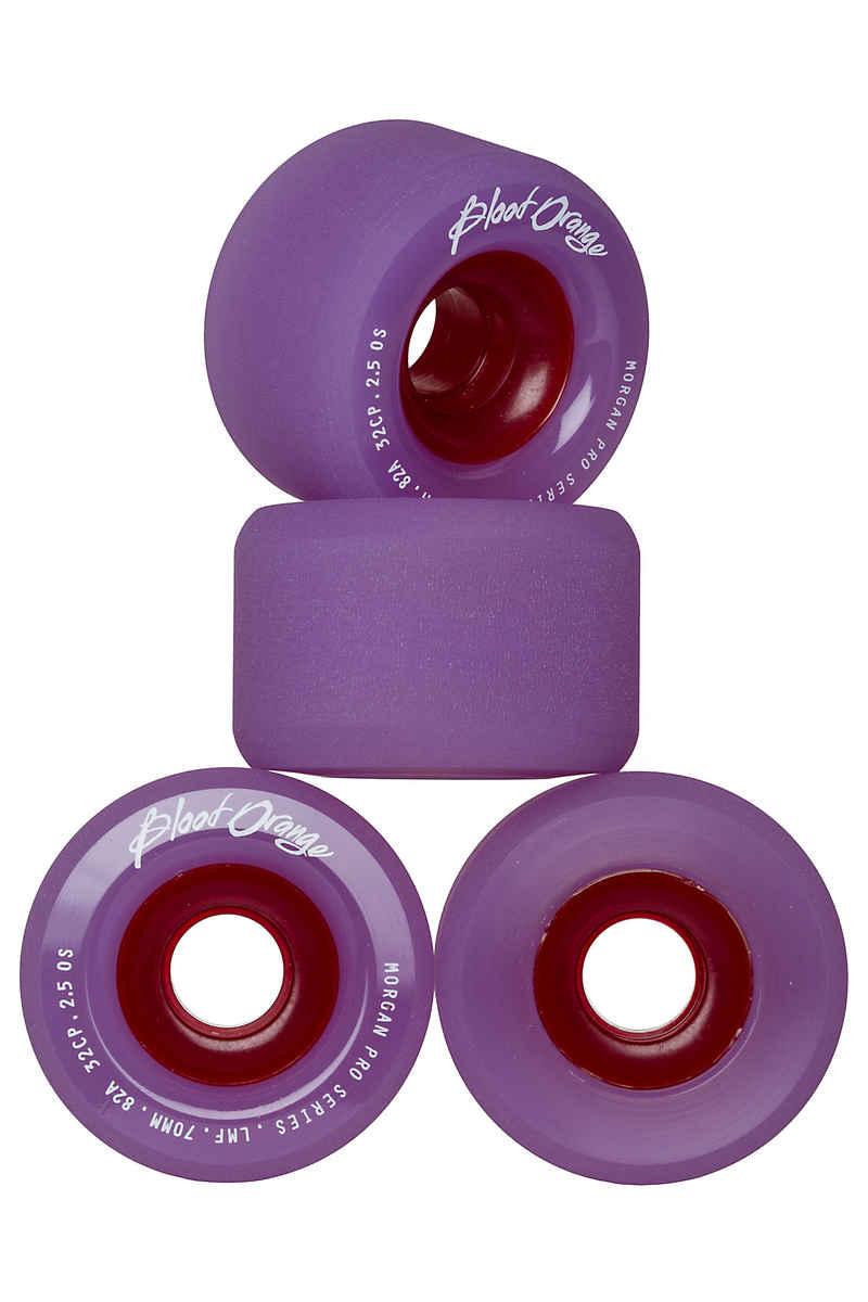 Blood Orange Liam Morgan Pro Rueda (pastel lavender) Pack de 4 70mm 82A