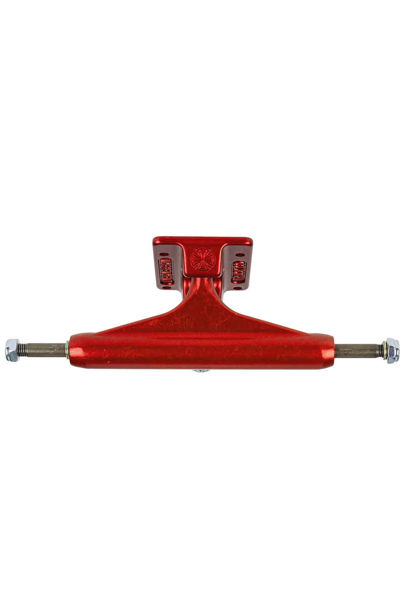 Independent 144 Stage 11 Standard Forged Hollow Truck (ano red)