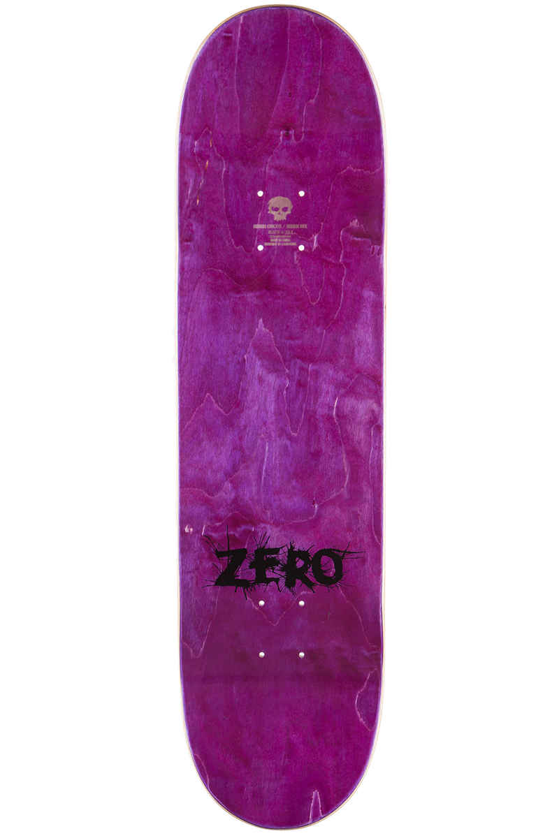 "Zero Team Disorder 8.375"" Deck (natural)"