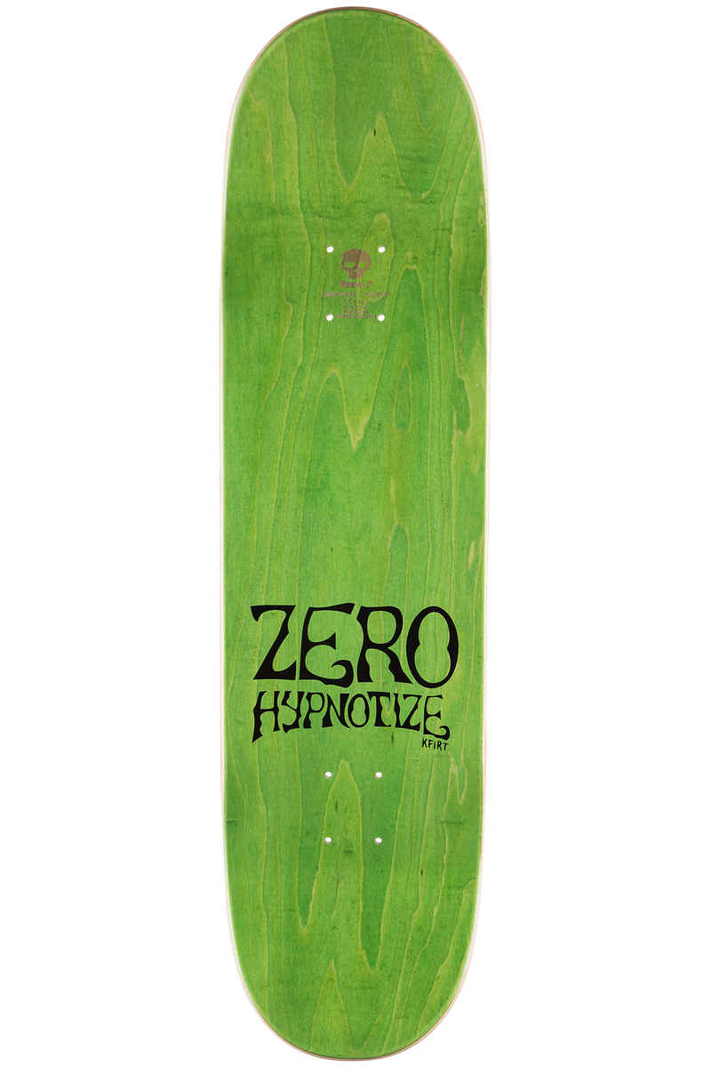 "Zero Burman Hypnotize 8.5"" Deck (green)"