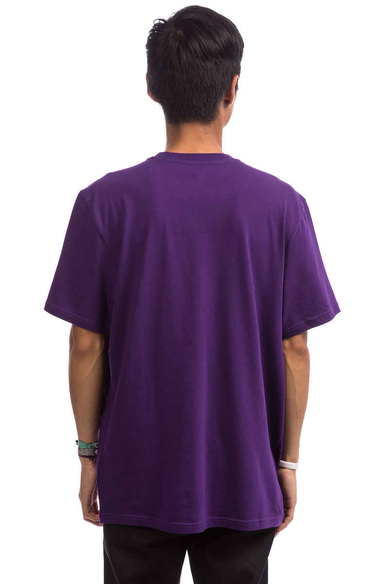 Element Vertical T-Shirt (purple)