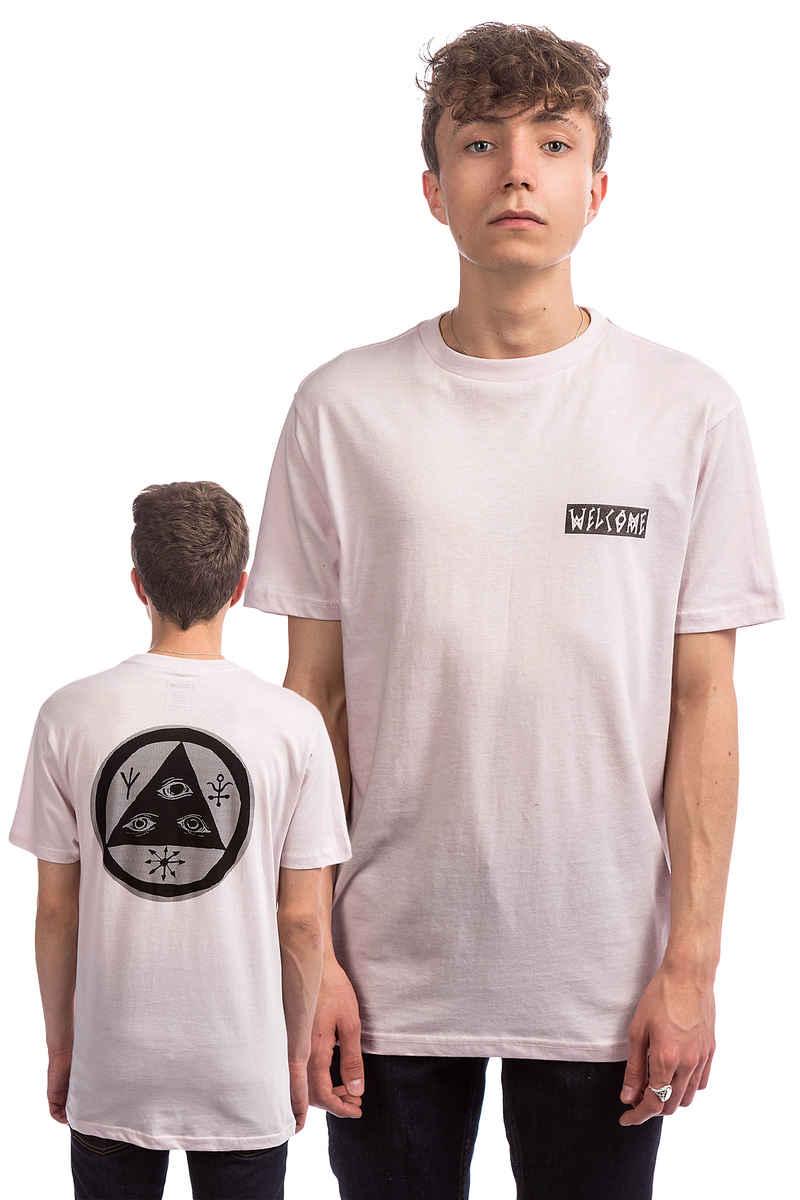 Welcome Halftone Talisman T-Shirt (lilac)