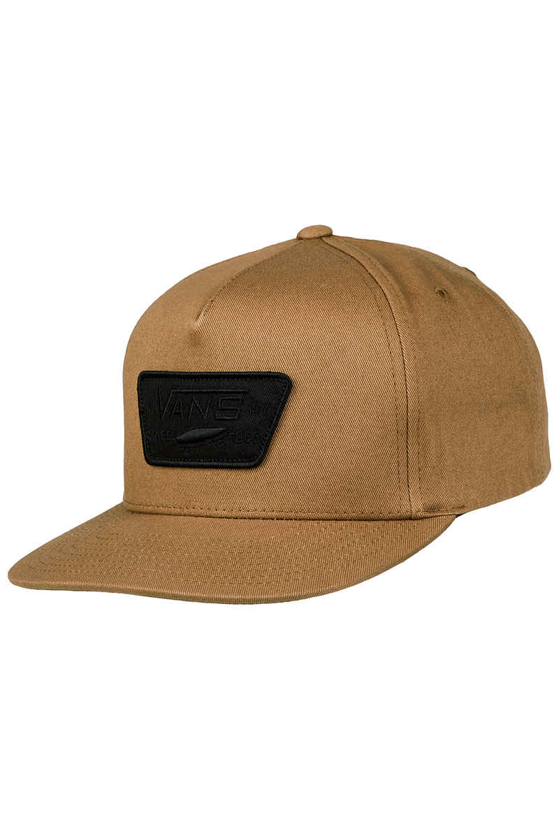 Vans Full Patch Snapback Cap (rubber)