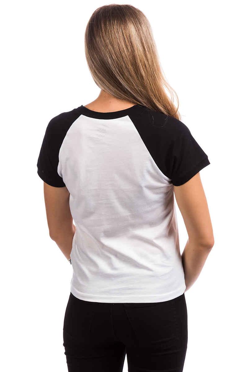 Vans New Arch T-Shirt women (white black)