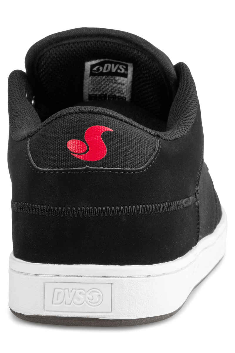 DVS Quentin Nubuck Shoes (black rasta)