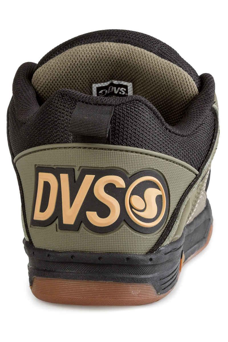 DVS Comanche Nubuck Schoen (brindle burnt olive black)