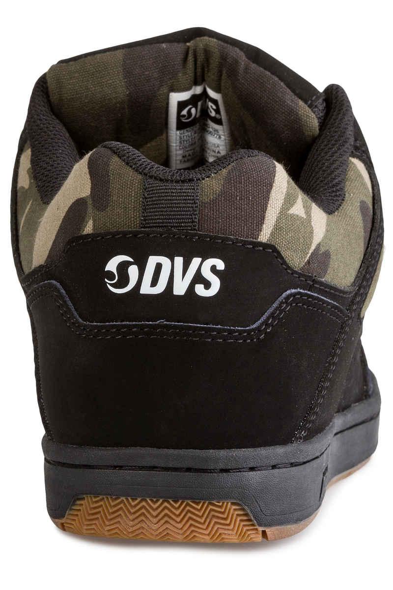 DVS Enduro 125 Nubuck Shoes (black camo anderson)