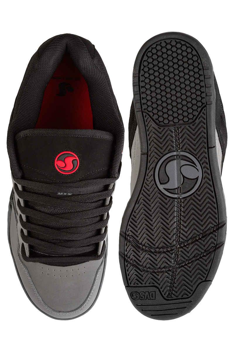 DVS Enduro Heir Nubuck Shoes (charcoal grey black)