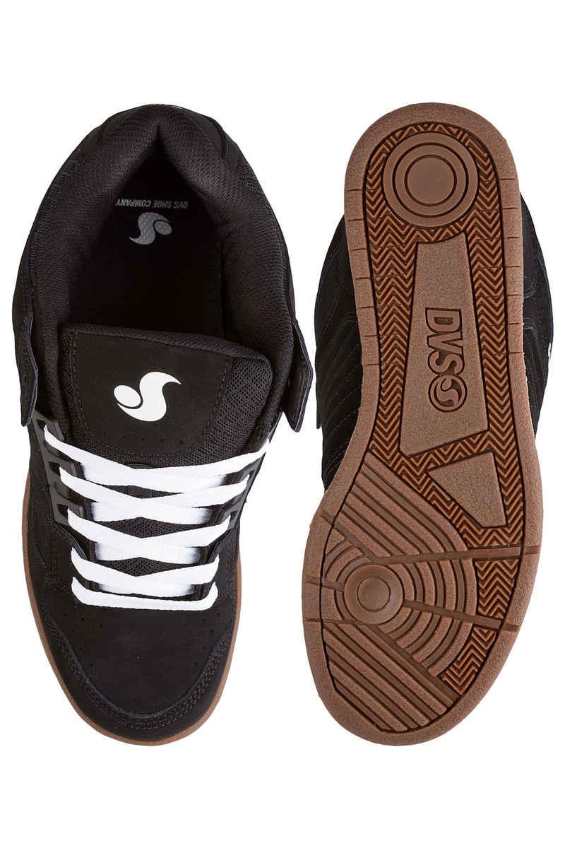 DVS Celsius Nubuck Shoes (black white gum)