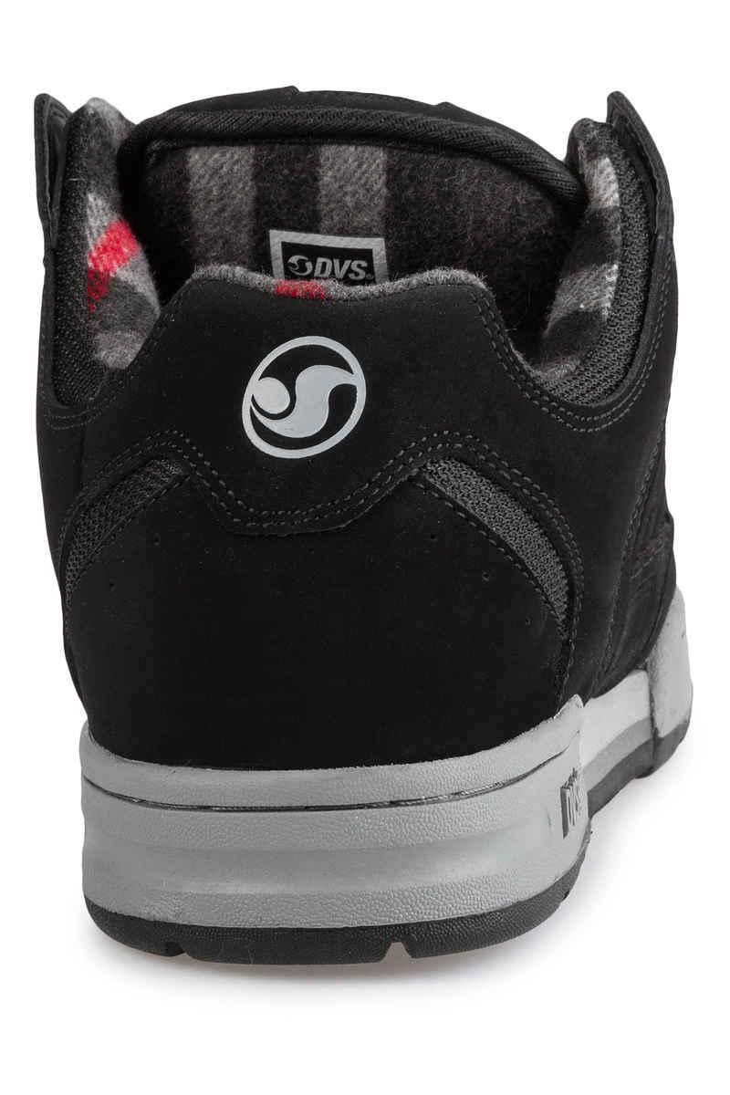 DVS Militia Snow Nubuck Shoes (black gargoyle)