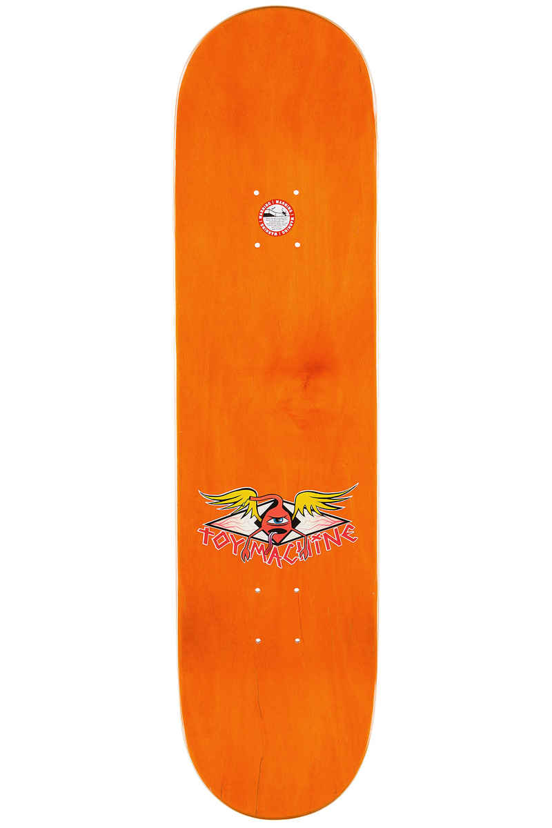 "Toy Machine Cruysberghs Gumby 8.375"" Planche Skate (multi)"