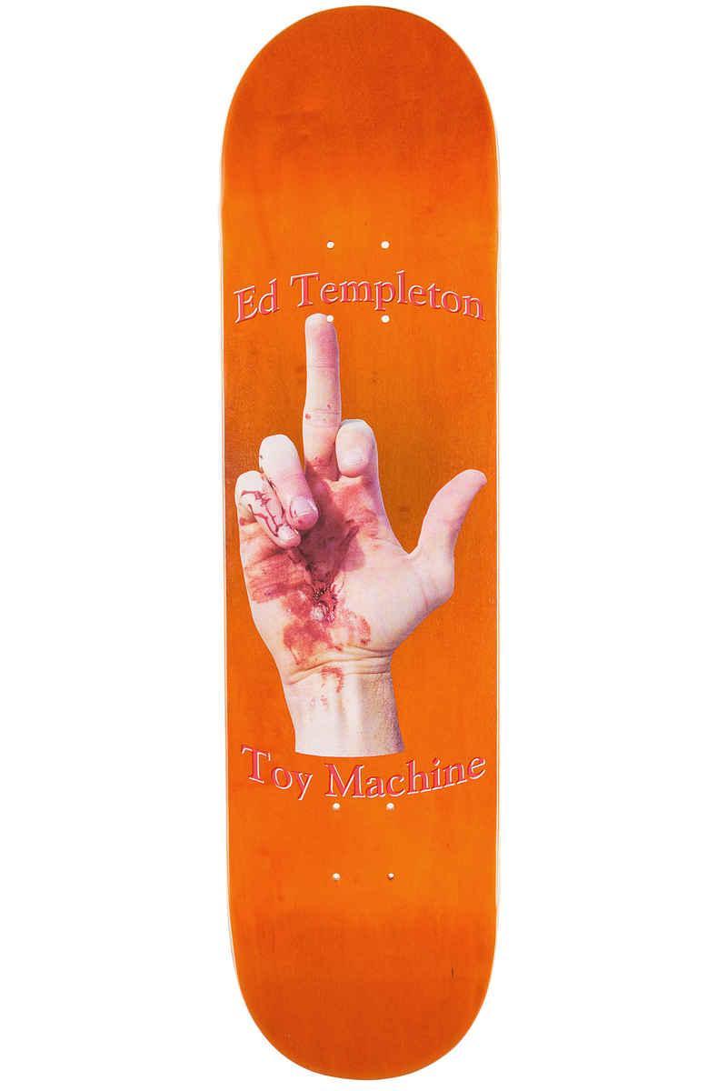 "Toy Machine Templeton Flip 8.25"" Deck (multi)"