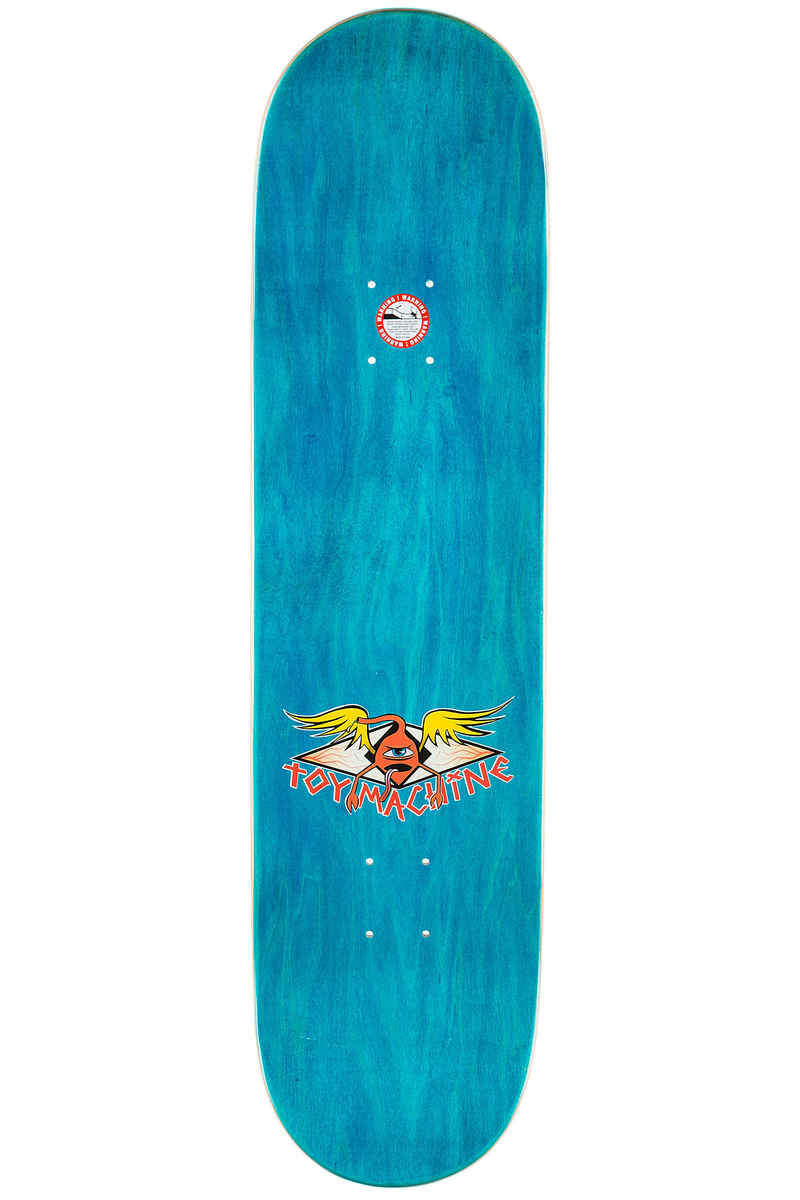 """Toy Machine Overlord 8.375"""" Deck (multi)"""