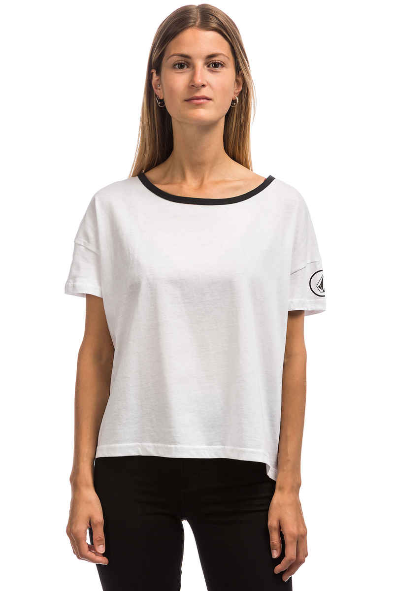 Volcom One Of Each T-Shirt women (white)