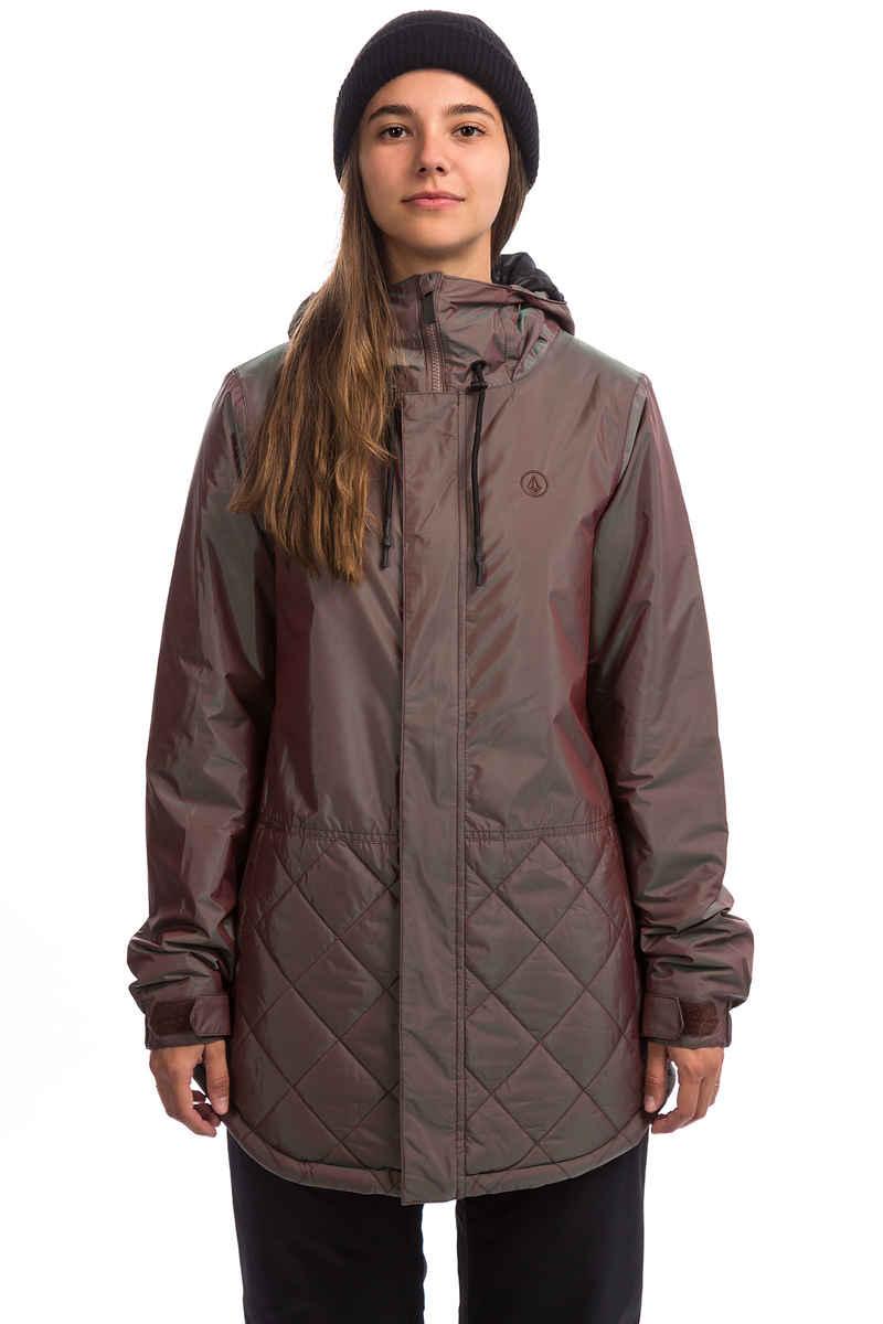 Volcom Winrose Insulated Snowboard Jacket women (iridescent)