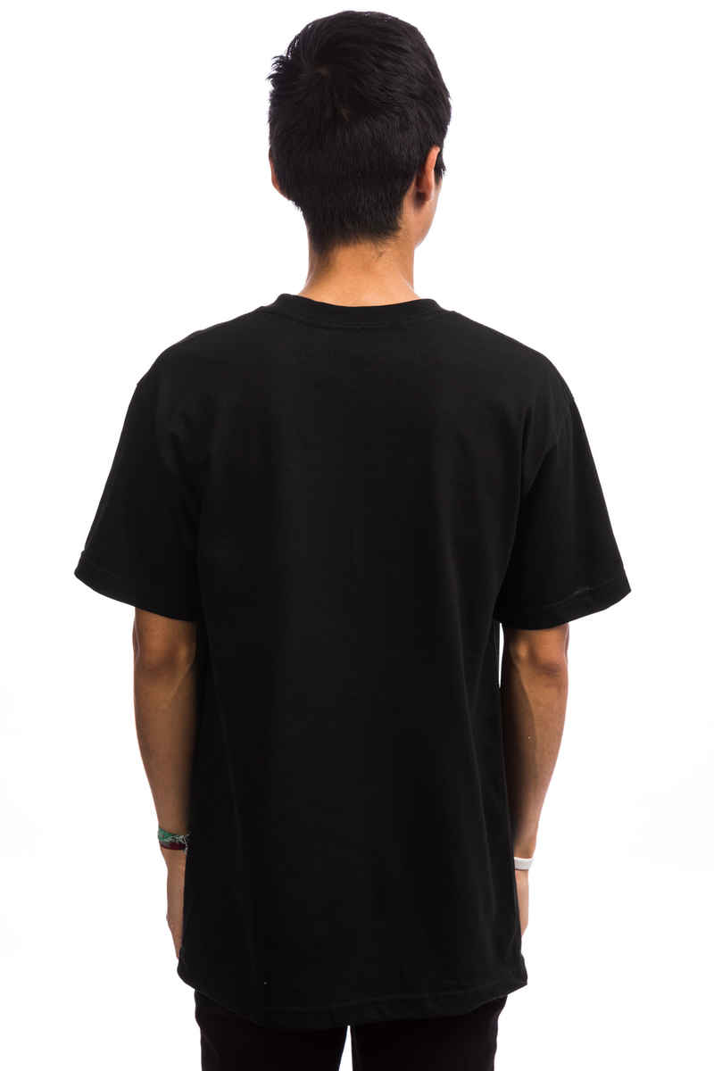 DGK Skateboards Airbrush All Day T-Shirt (black)