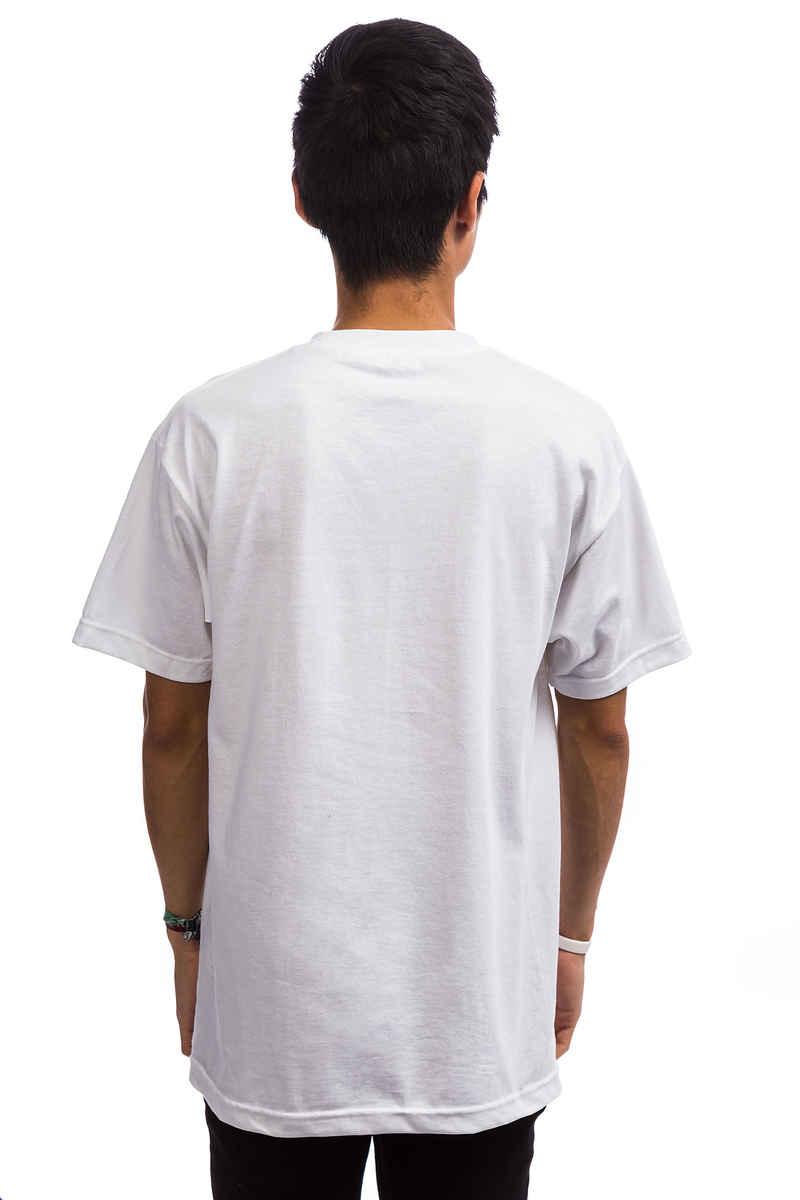 DGK Skateboards Red Nose T-Shirt (white)