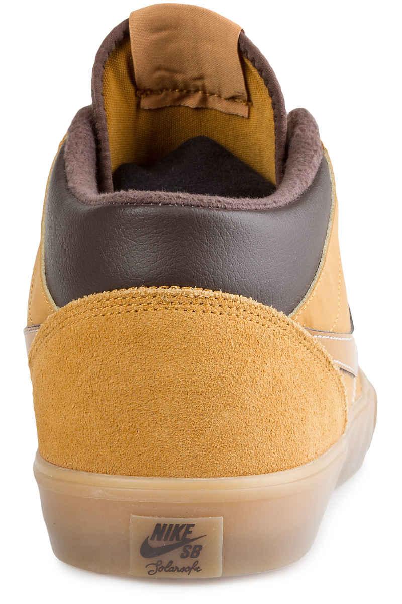 f6a2443bbd ... uk nike sb portmore ii solarsoft mid bota shoes bronze 31586 a8407