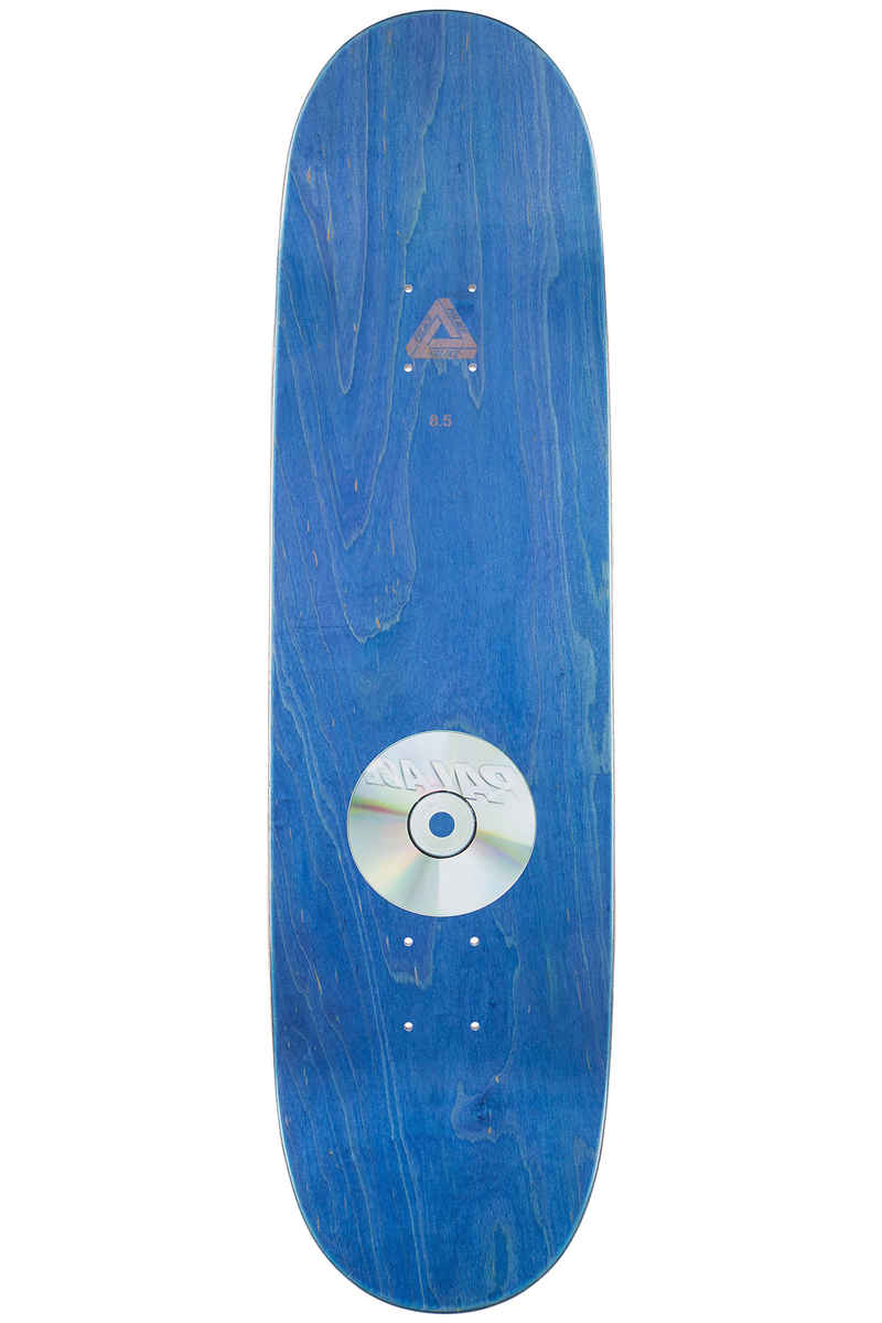 """PALACE SKATEBOARDS CD 8.5"""" Deck (red)"""