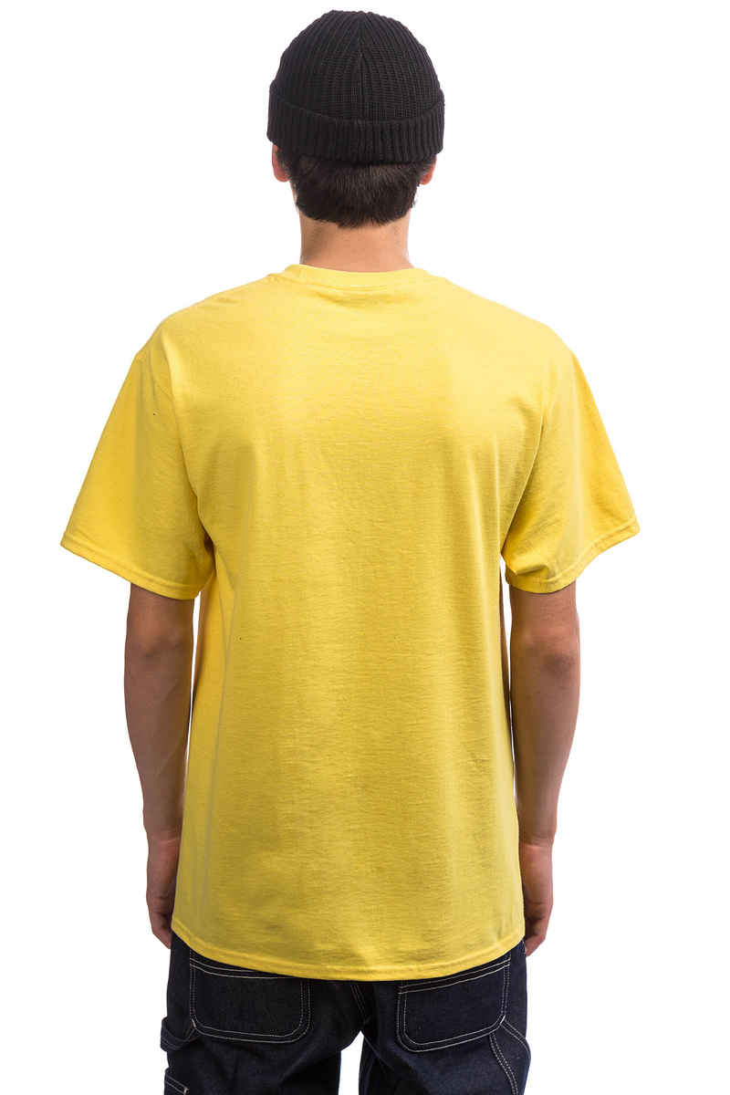 HOCKEY Dean Man T-Shirt (yellow)