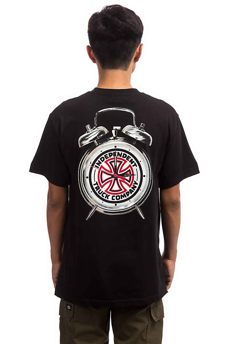 Independent x Thrasher Time To Grind T-Shirt (black)