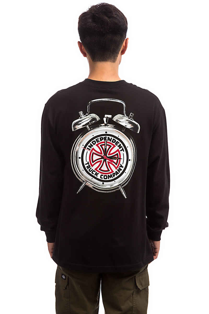 Independent x Thrasher Time To Grind Longsleeve (black)