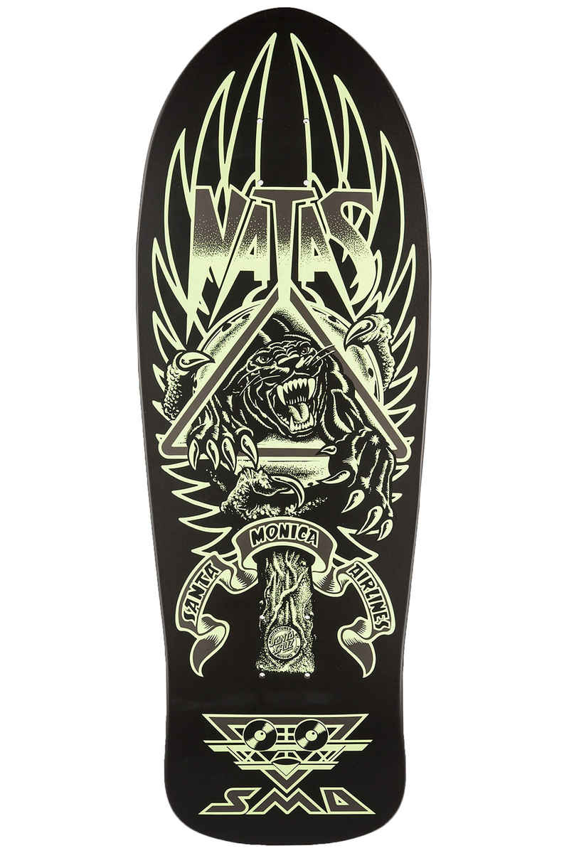 "Santa Cruz Natas Panther 10.54"" Deck (glow in the dark matte)"