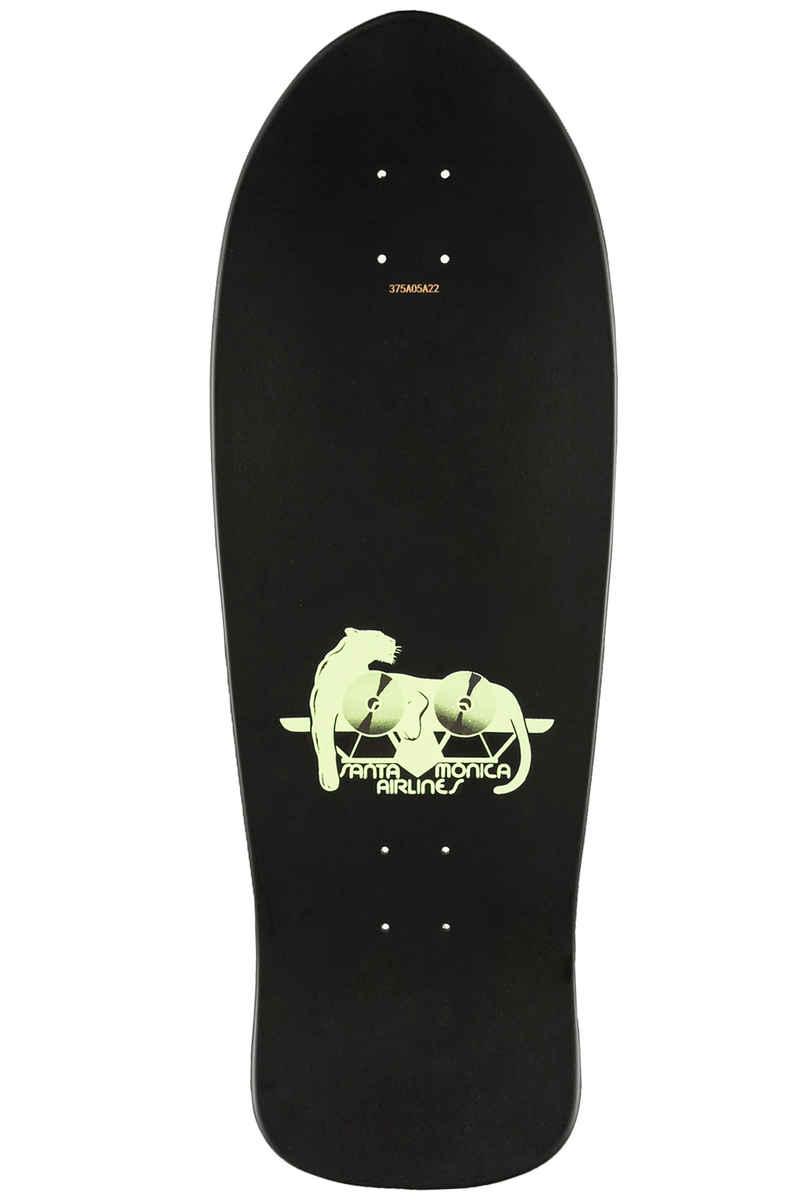 "Santa Cruz Natas Panther 10.54"" Planche Skate (glow in the dark matte)"